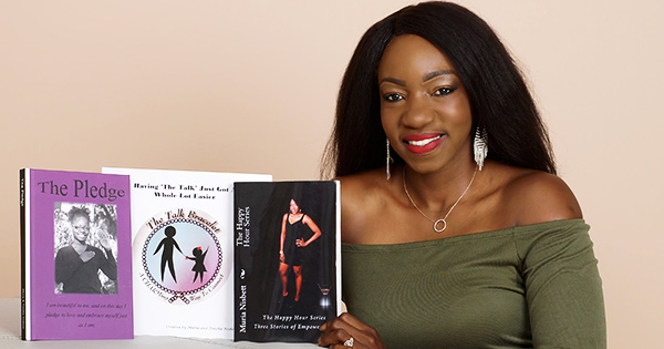Muria Nisbett, founder of the Be Your Own Person Movement