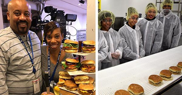Founders of Charleston Gourmet Burgers