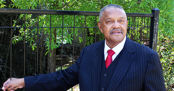 Herbert Harris, host of the Millionaire Mentorship Show podcast