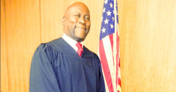 Judge James Pierce