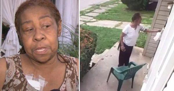 Brenda Mullins, woman who rubbed dog poop on neighbor's doorknob
