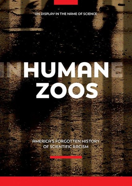 Human Zoos DVD cover