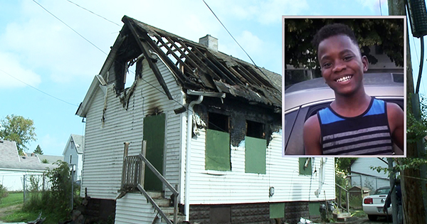 Adrian Cross, Milwaukee boy who died trying to save his brothers