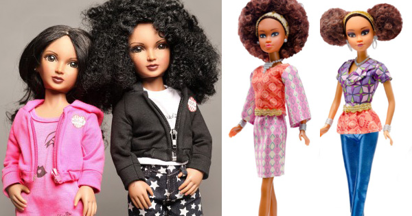 Black-owned toys and dolls