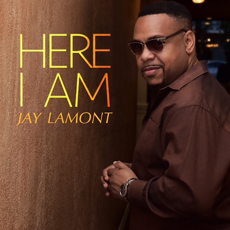 Here I Am, Jay Lamont, CD EP