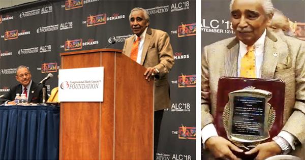 Veterans Braintrust Congressional Black Caucus 30th Anniversary
