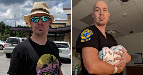 Alex McNabb, an EMT who made racist remarks to black patients