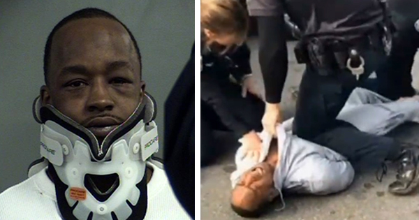 Jarrus Ransom, man attacked by Louisville Police