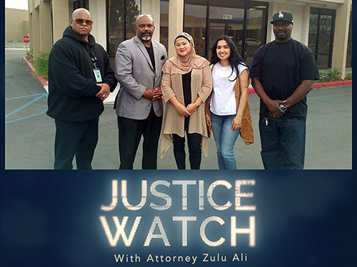 Justice Watch with Attorney Zulu Ali