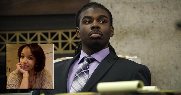Micheail Ward, sentenced for killing Hadiya Pendleton