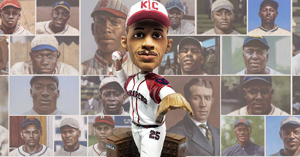 Negro League Bobblehead Series