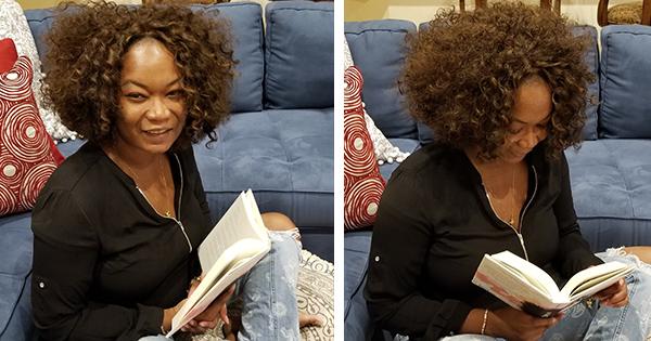Trenessa Williams founder of Kizzy's Books