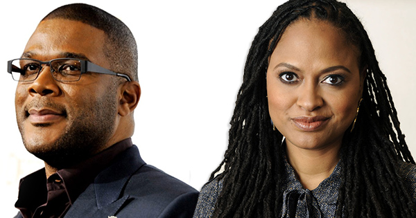 Tyler Perry and Ava Duvernay