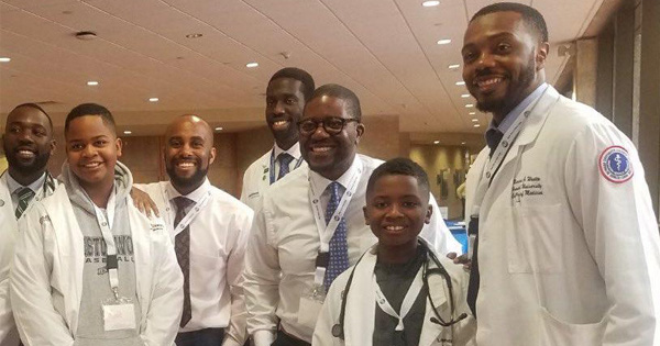 Black Men in White Coats Youth Summit
