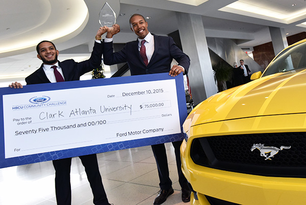 Ford HBCU Challenge Winners