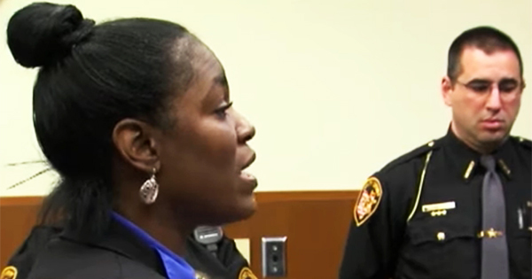 Kelley Williams-Bolar, a mom who was arrested in 2011 for lying to get her child in a better school