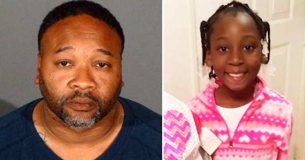 Trinity Love Jones and her Mom's boyfriend who has been charged with her death