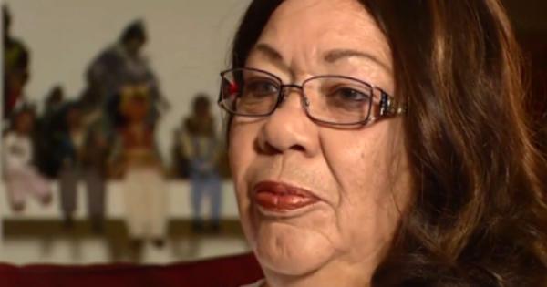 Verda Byrd, woman who grew up thinking she was Black