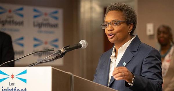 Lori Lightfoot, Mayor of Chicago
