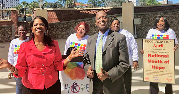 National Month of Hope Founders
