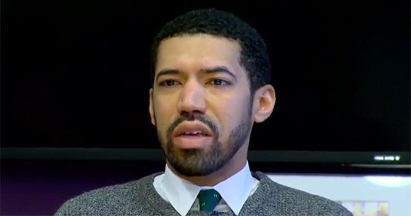 Rashad James, Maryland Attorney detained by Sheriff
