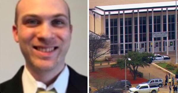 Stephen Arnquist, white supremacist teacher at Dallas high school