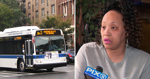 Trellis Robinson, NYC MTA bus driver who had urine thrown in her face