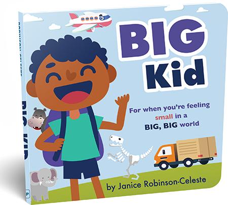 Big Kid by Janice Robinson-Celeste