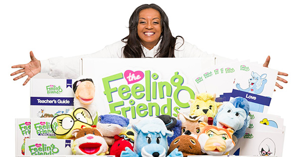 Karen Cuthrell, founder of The Feeling Friends