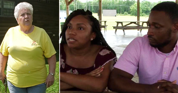 White campground employee points gun at Black couple in Starksville, Mississippi