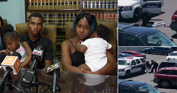Black family suing Phoenix Police Dept