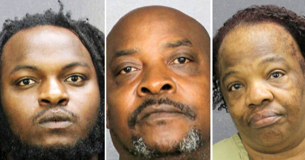 Child abuse suspects