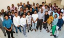 Actors Danny Glover & Delroy Lindo Return to Leadership Academy for Black Teen Males at Princeton University