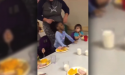 Daycare Worker Caught on Video Pulling Young Black Girl's Hair, Forcing Her to Eat