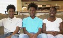 Triplets Who Graduated Summa Cum Laude With 4.0 GPAs Honored By Their High School