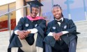 Meet the Father and Son Who Graduated Together from the Same College -- On the Same Day!