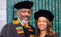 Married Couple From Arkansas Graduate College Together With Doctorate Degrees