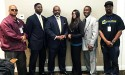 Black Attorney Moderates Public Conference in Los Angeles About Police Misconduct