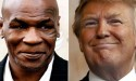 """Mike Tyson Endorses Donald Trump For President — Says, """"He's Not a Racist"""""""