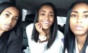 Picture of Black Mom and Her Twin Daughters Goes Viral — People Can't Figure Out Who's Who!