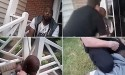 Shocking Video Shows Police Officer Violently Arresting An Unarmed Black Man Who Was Just Sitting on His Porch