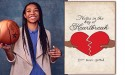 "WNBA Player Talks Relationships and Unrealistic Expectations in Her New Book Of Poetry, ""Notes in the Key of Heart Break"""