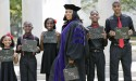 Single Mom With 5 Children Graduates from Law School; Inspires Millions